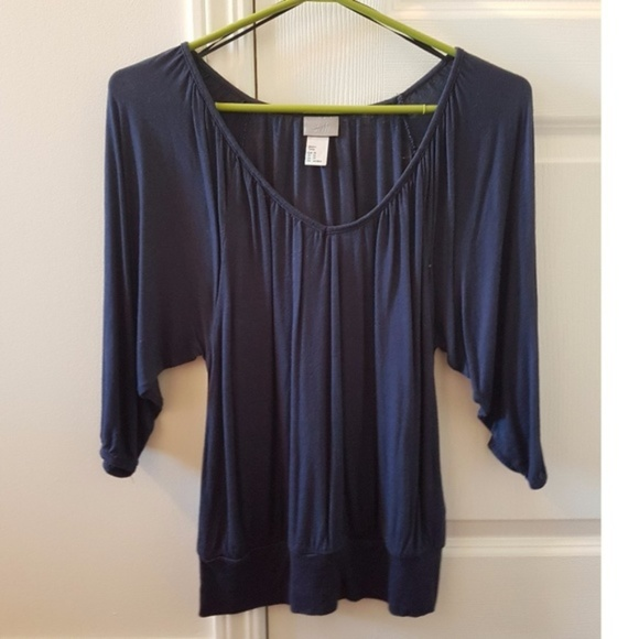 H&M Tops - Royal blue H&M top